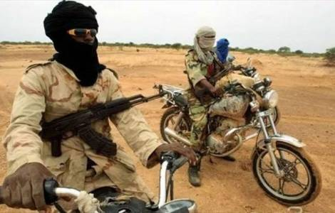 Victimes civiles et militaires du djihadisme au Faso