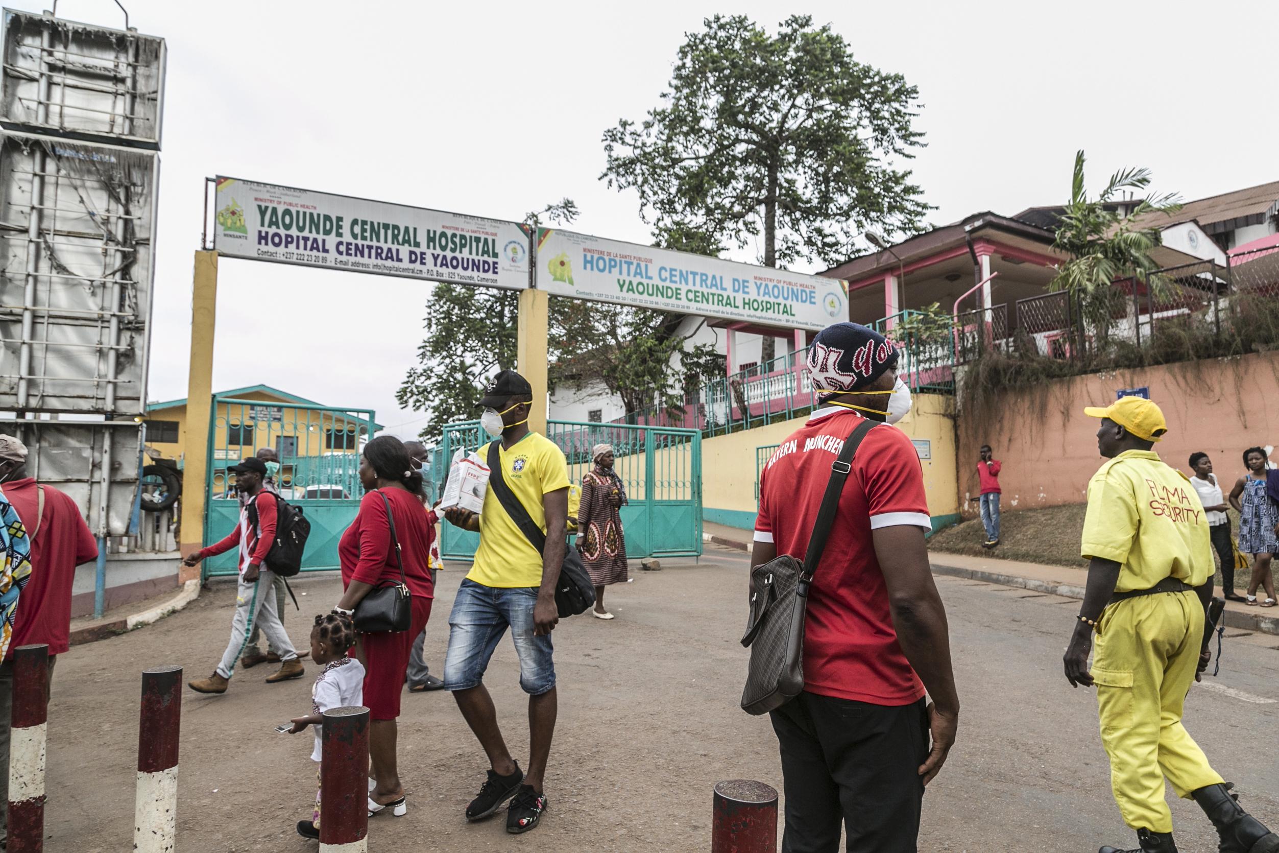 Pandémie de coronavirus en Afrique au 7 juin