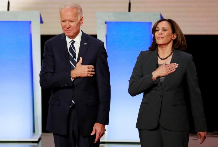 Kamala Devi Harris, colistière de Joe Biden