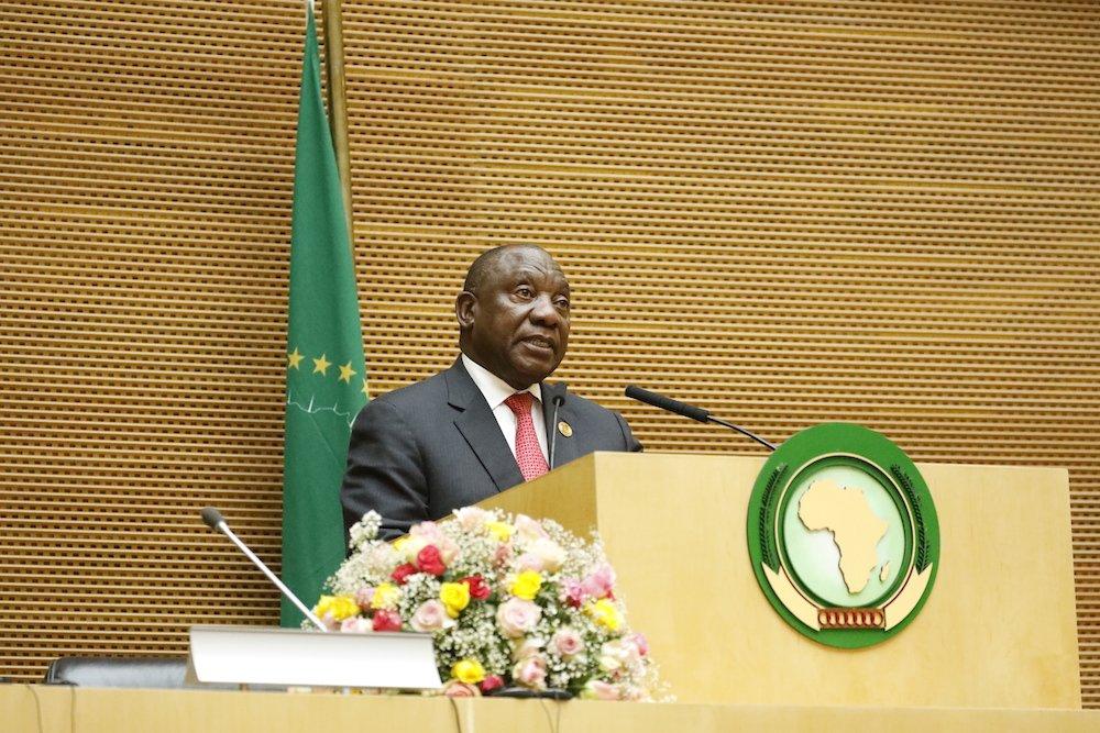 Stratégie de Ramaphosa pour approvisionner l'Afrique du vaccin de Covid-19