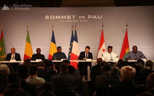 Sommet décisif pour le G5 Sahel
