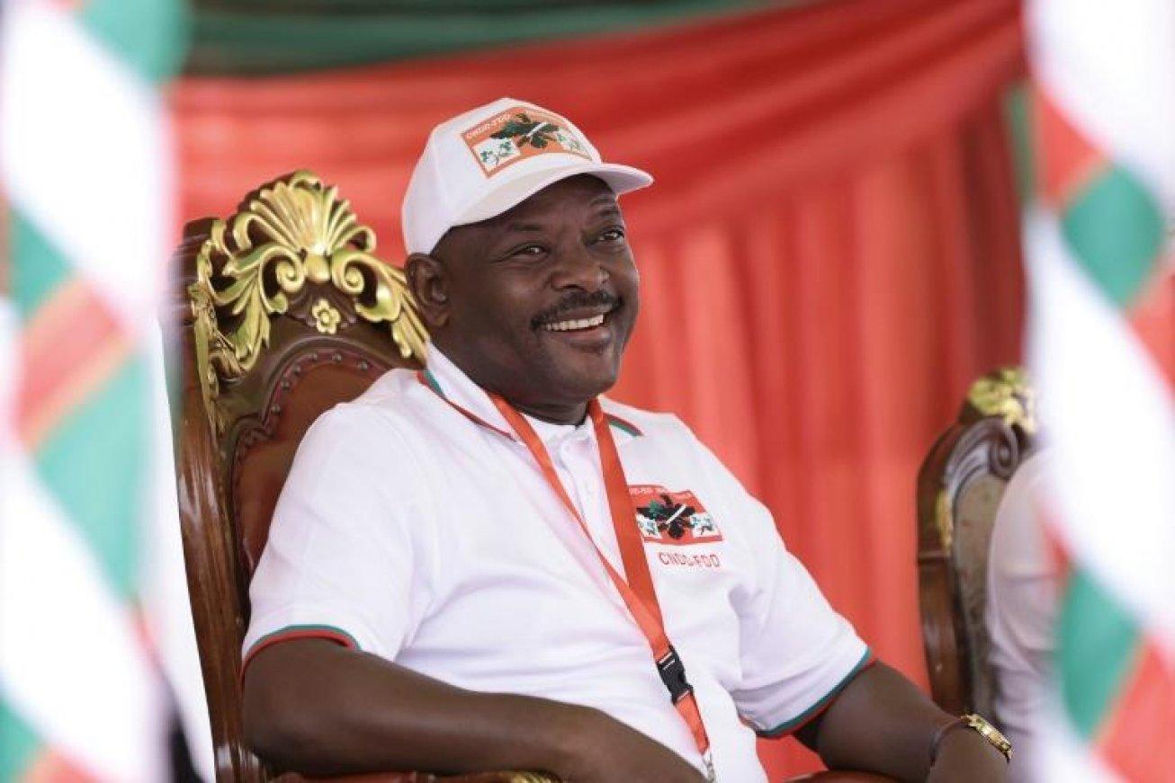 Mort du président Pierre Nkurunziza