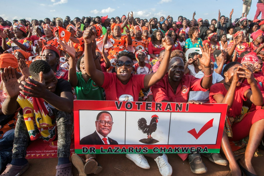 Élections présidentielles au Malawi