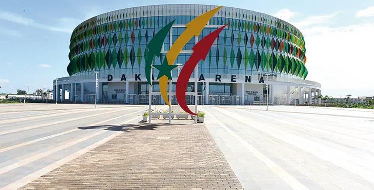 Jeux olympiques de la Jeunesse de Dakar
