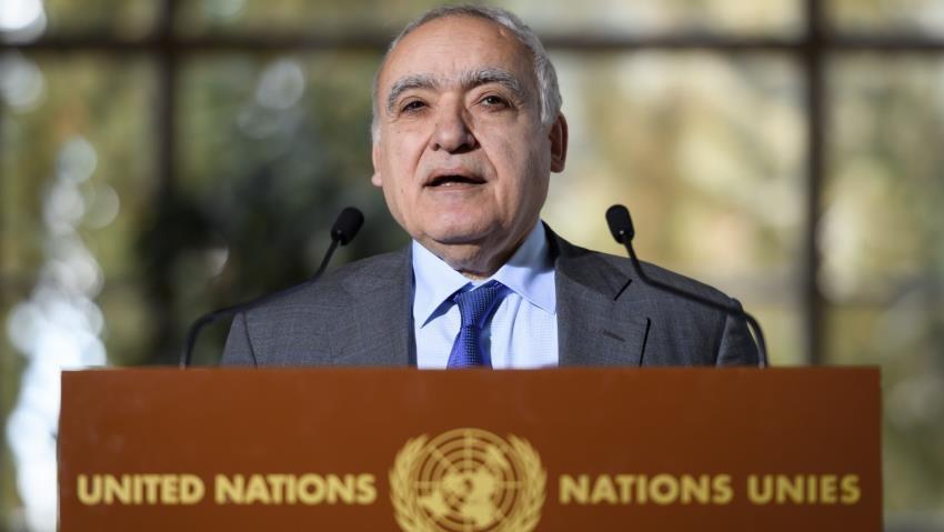 Conseil de Sécurité en Libye