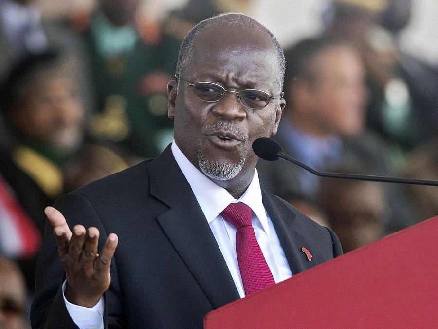 élection tanzanie