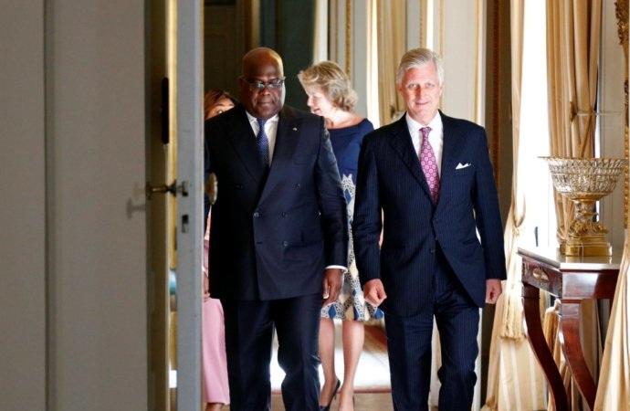 Relation Bruxelles Kinshasa