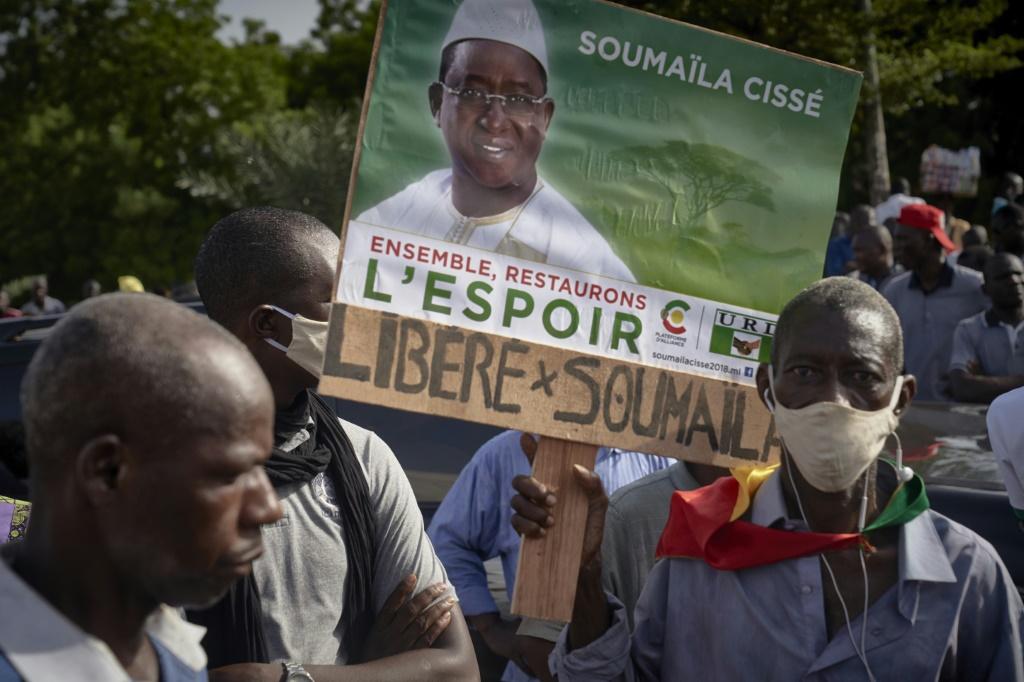 Libération de Soumaïla Cissé