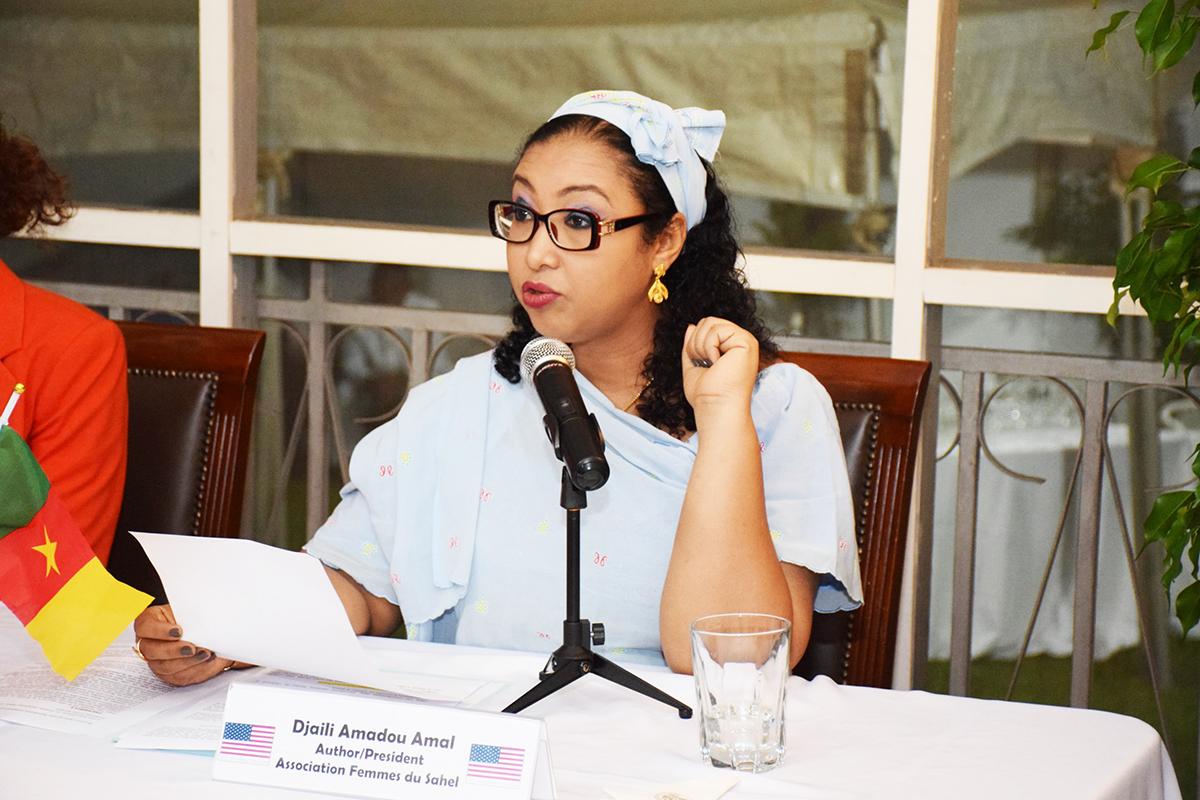 L'auteur Djamila Amal