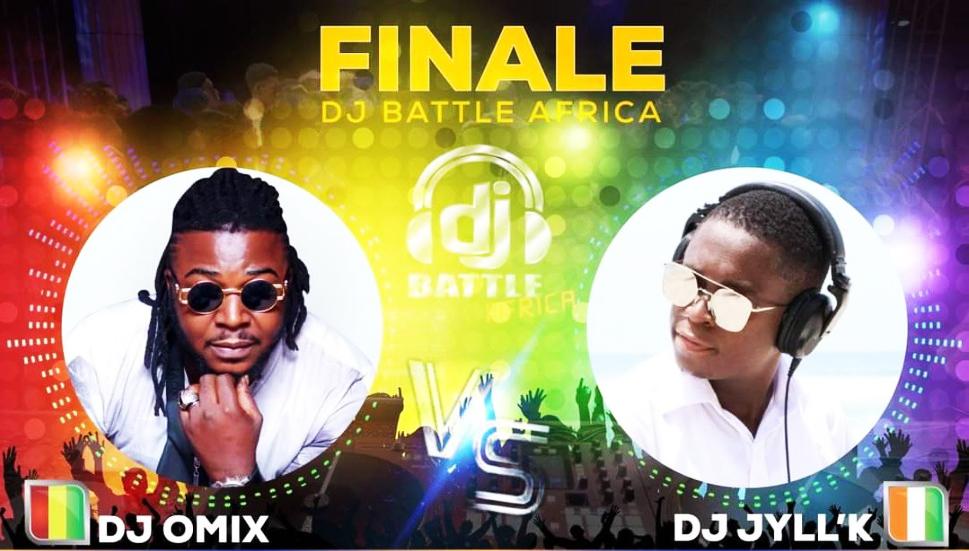 Premier Concours de 'DJ Battle Africa 2020': DJ Jill'k de la Côte d'Ivoire supplante 7 autres adversaires