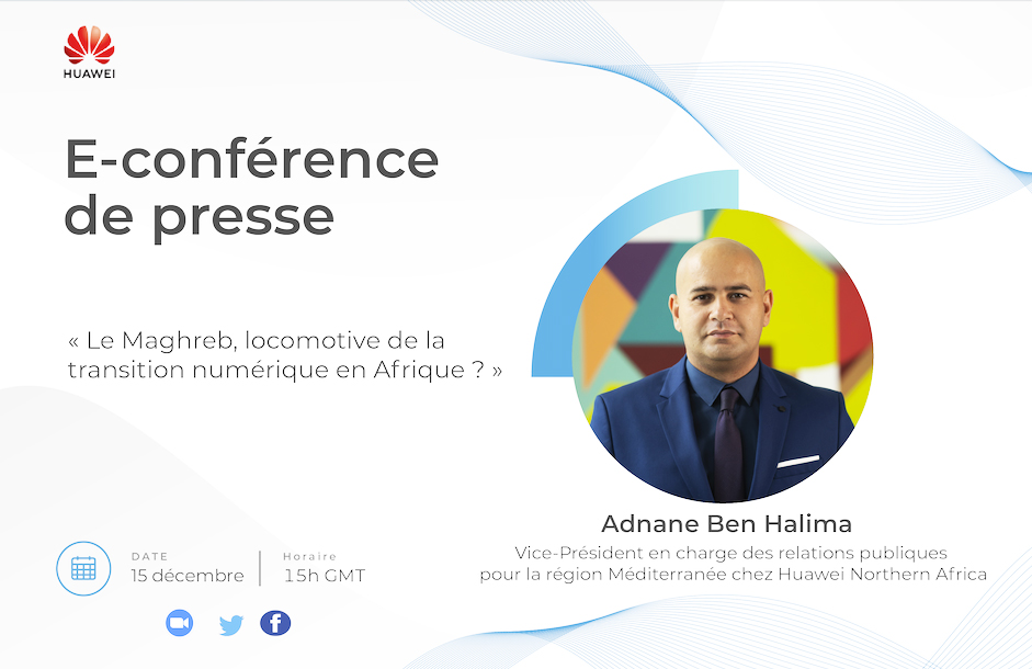 Halima Adnane de Huawei Northern Africa